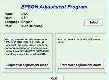 aplikasi reset epson l120