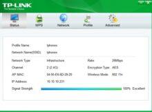 signal tp-link tl-wn722n