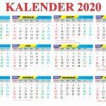 Kalender 2020 indonesia pdf