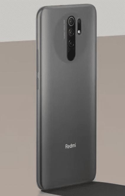 redmi 9 warna carbon grey