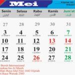 kalender bulan mei 2021